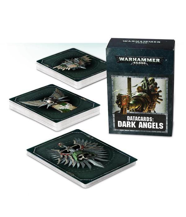 DATACARDS DARK ANGELS DHC