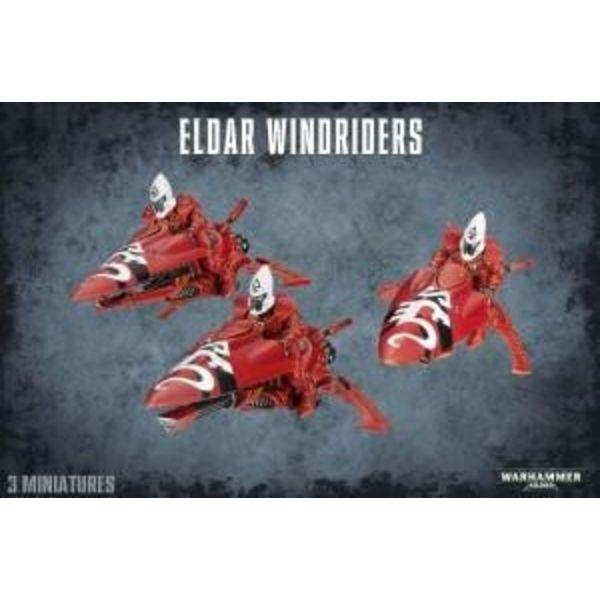 CRAFTWORLDS ELDAR WINDRIDERS