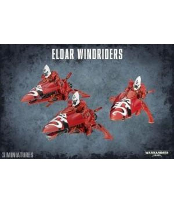 CRAFTWORLDS ELDAR WINDRIDERS