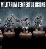 ASTRA MILITARUM TEMPESTUS SCIONS
