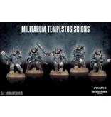 ASTRA MILITARUM TEMPESTUS SCIONS DHC