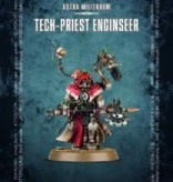 ASTRA MILITARUM TECH PRIEST ENGINSEER DHC