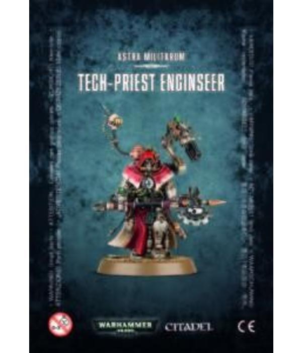ASTRA MILITARUM TECH PRIEST ENGINSEER