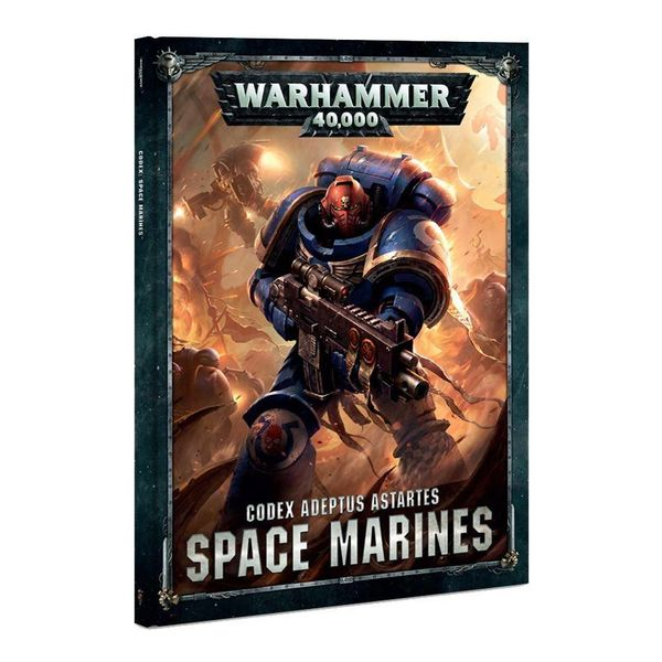 CODEX SPACE MARINES DHC