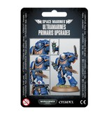 SPACE MARINE ULTRAMARINES PRIMARIS UPGRADES DHC