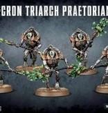 NECRON TRIARCH PRAETORIANS / LYCHGUARD DHC