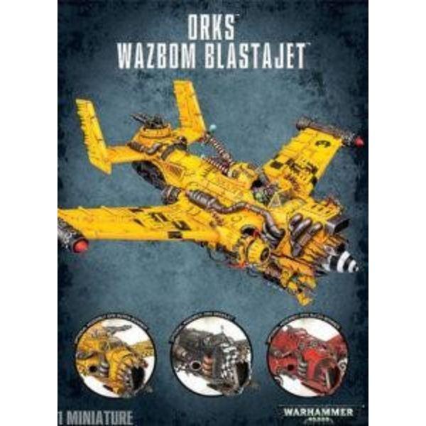 Ork Wazbom Blastajet / Bommer / Dakka Jet DHC