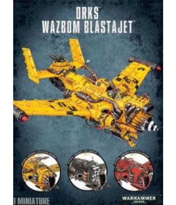 Ork Wazbom Blastajet / Burna Bommer / Dakka Jet