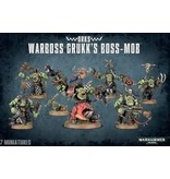 ORK WARBOSS GRUKKS BOSS MOB