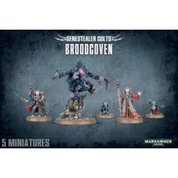 GENESTEALER CULTS BROODCOVEN DHC