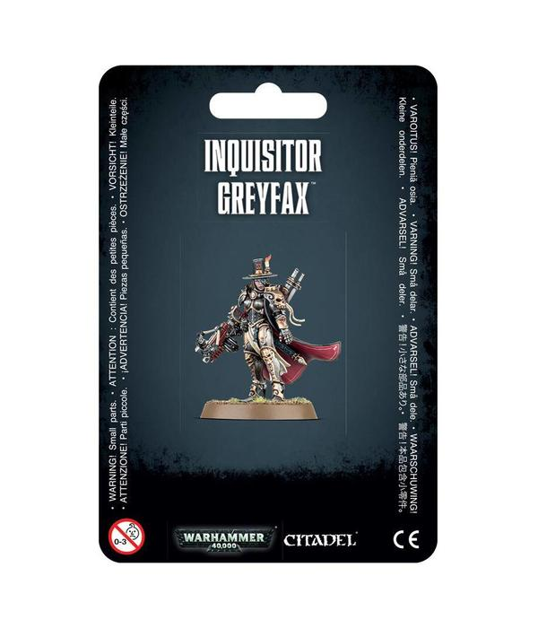 INQUISITION INQUISITOR GREYFAX DHC