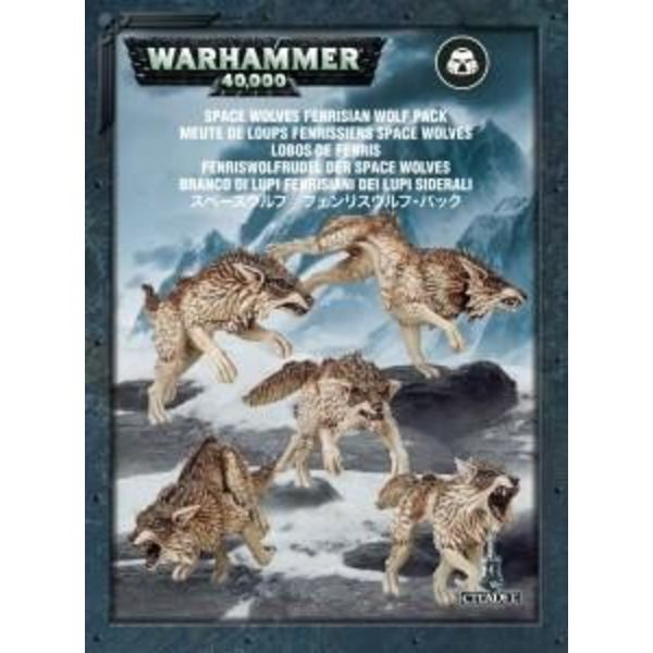 SPACE WOLVES FENRISIAN WOLF PACK DHC