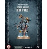 SPACE WOLVES IRON PRIEST DHC