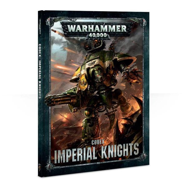 CODEX IMPERIAL KNIGHTS DHC