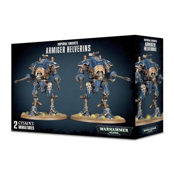 IMPERIAL KNIGHTS ARMIGER HELVERINS DHC