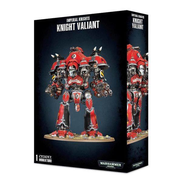 IMPERIAL KNIGHTS KNIGHT VALIANT DHC