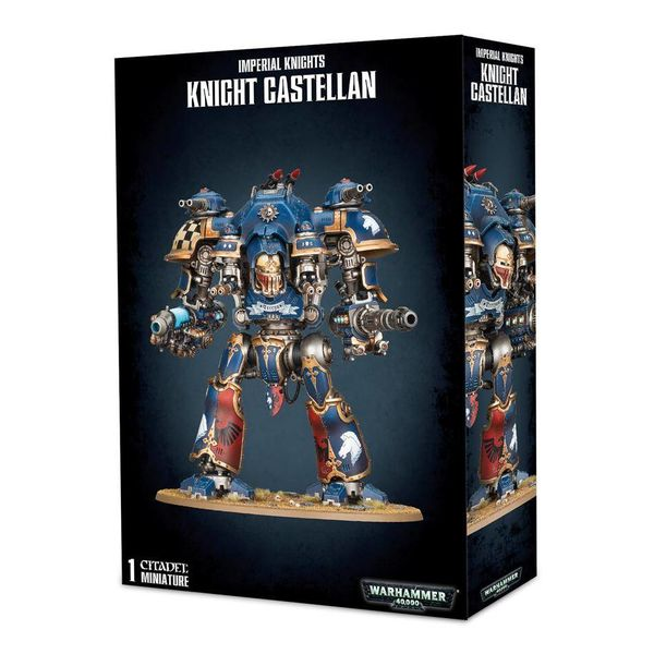 IMPERIAL KNIGHTS KNIGHT CASTELLAN DHC