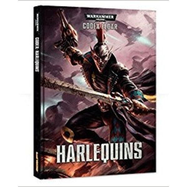 CODEX HARLEQUINS DHC