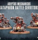 ADEPTUS MECHANICUS KATAPHRON BATTLE SERVITORS DHC