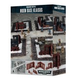 40K TERRAIN REALM OF BATTLE MOON BASE KLAISUS (ADD $4 S&H) DHC