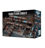 40K TERRAIN THERMIC PLASMA CONDUITS DHC