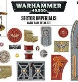 SECTOR IMPERIALIS LARGE BASE DETAIL KIT DHC