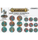 AOS SHATTERED DOMINION 25 & 32MM ROUND DHC