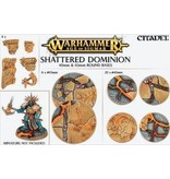 AOS SHATTERED DOMINION 65MM & 40MM ROUND