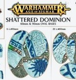 AOS SHATTERED DOMINION 60MM & 90MM OVAL
