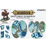 AOS SHATTERED DOMINION 60 & 90MM OVAL DHC