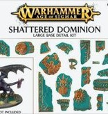 AOS SHATTERED DOMINION LARGE BASE DETAIL DHC