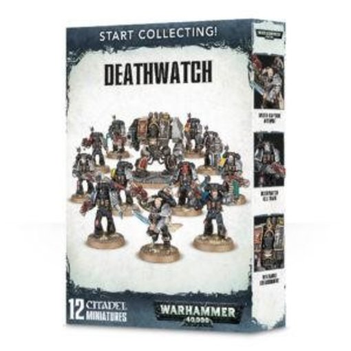 START COLLECTING! DEATHWATCH DHC