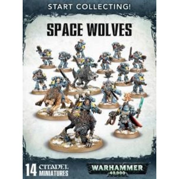 START COLLECTING! SPACE WOLVES SPECIAL ORDER