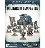 START COLLECTING! MILITARUM TEMPESTUS DHC