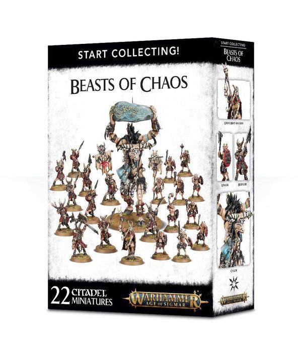 START COLLECTING! BEASTS OF CHAOS DHC