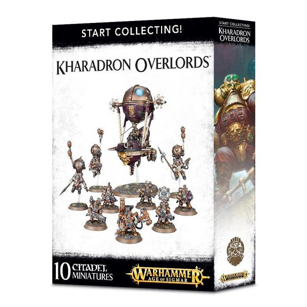 START COLLECTING! KHARADRON OVERLORDS DHC