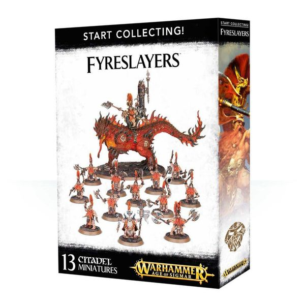 START COLLECTING! FYRESLAYERS DHC