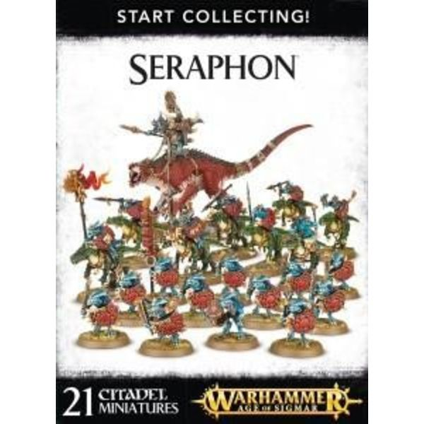 START COLLECTING! SERAPHON DHC