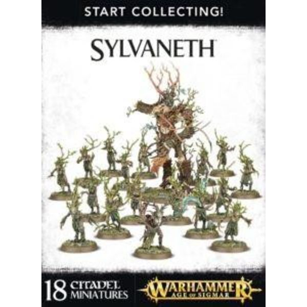 START COLLECTING! SYLVANETH DHC
