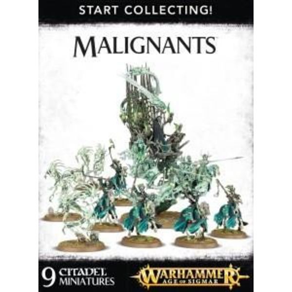 START COLLECTING! MALIGNANTS DHC
