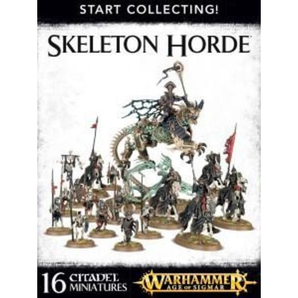 START COLLECTING! SKELETON HORDE DHC