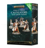 STORMCAST ETERNALS EASY TO BUILD ETB CASTIGATORS WITH GRYPH HOUND