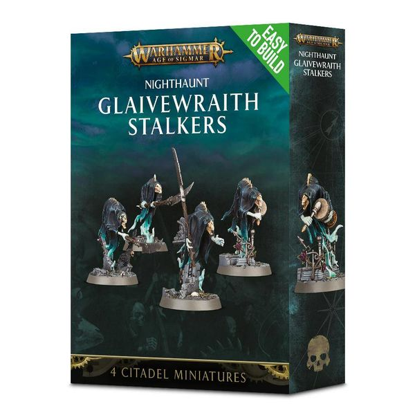 NIGHTHAUNT EASY TO BUILD ETB GLAIVEWRAITH STALKERS DHC