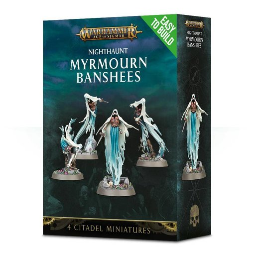 NIGHTHAUNT EASY TO BUILD ETB MYRMOURN BANSHEES DHC