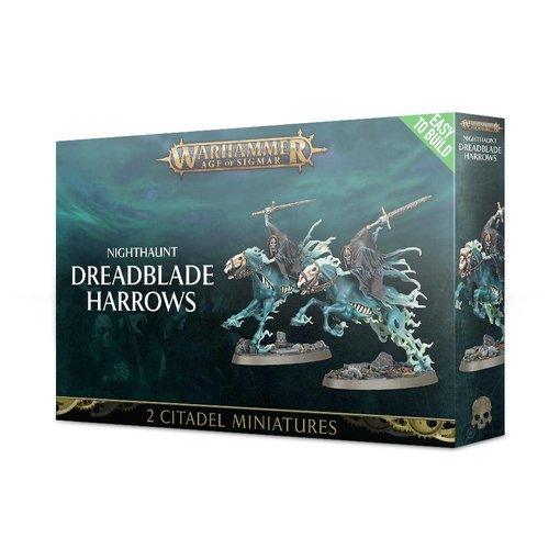 NIGHTHAUNT EASY TO BUILD ETB DREADBLADE HARROWS DHC