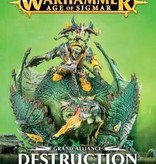 BATTLETOME GRAND ALLIANCE DESTRUCTION