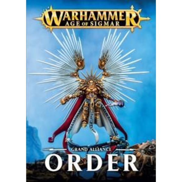 BATTLETOME GRAND ALLIANCE ORDER DHC