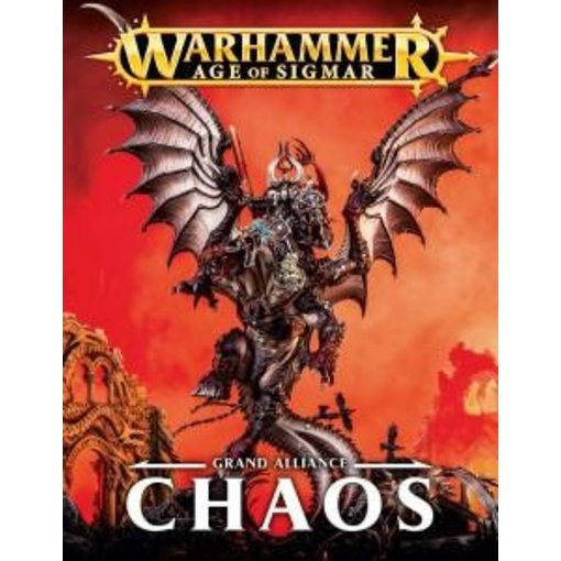 BATTLETOME GRAND ALLIANCE CHAOS DHC