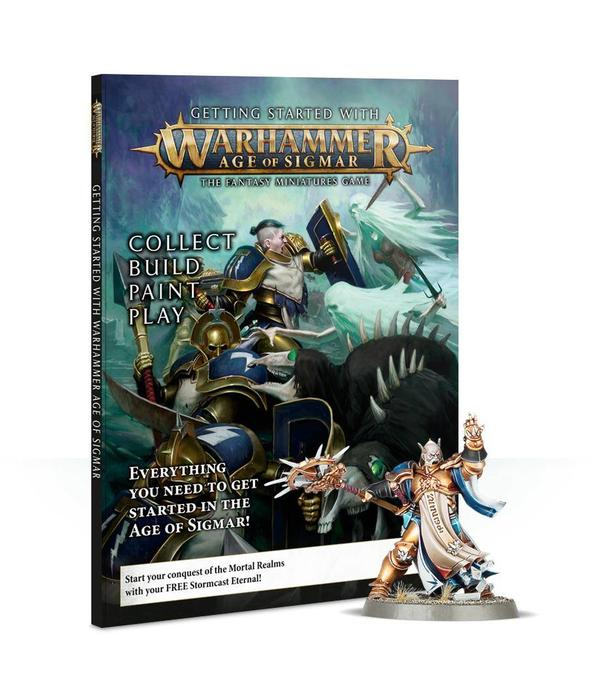 GETTING STARTED WITH AGE OF SIGMAR DHC