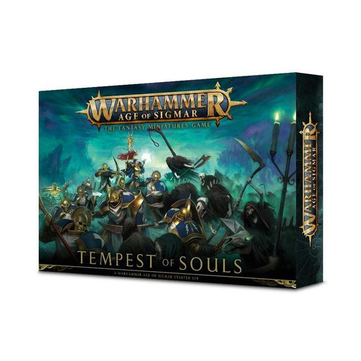 AGE OF SIGMAR TEMPEST OF SOULS (Additional S&H Fee Applies)